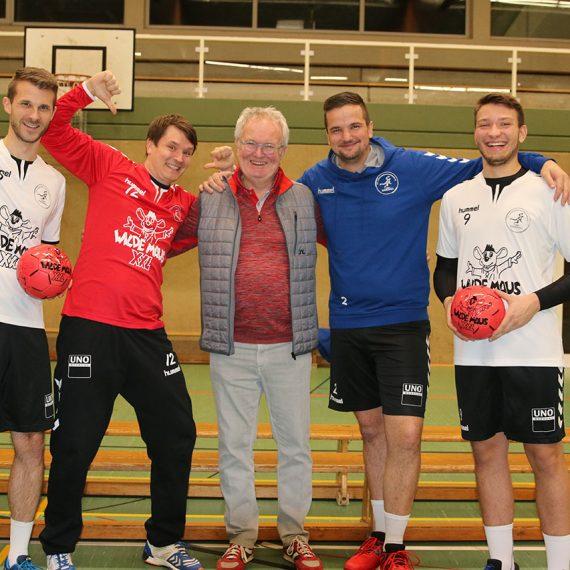 (v.l. Dennis Vogt, Florian Striethorst, Max Johannes Eberhard, Eike Weiß, Felix Timmann)