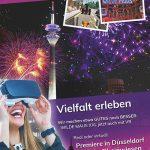 Premiere in Düsseldorf - Die größte Wilde Maus der Welt auf Rhein-Kirmes