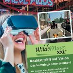 Realität trifft auf Vision - Eventachterbahn Wilde Maus XXL mutiert zum VR Coaster