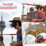 WILDE MAUS XXL sagt TSCHÜSS - Düsseldorf
