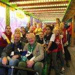 Fußballverständigung auf dem Freimarkt 2019: WILDE MAUS XXL sponsert Bremer Betriebssportverein