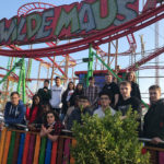 Von der Elbe an die Weser – Hamburger Schüler lernen auf Bremer Freimarkt - auch fürs Leben