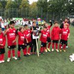 Rot-weiß Cuxhaven trat im kleinen Finale an